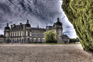chateau-chantilly-oise-perspective