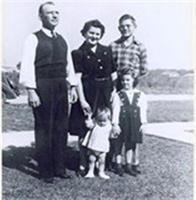 Lawrence Barousse & Family