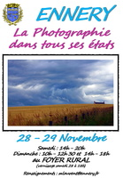 Affiche exposition photo Ennery 2015