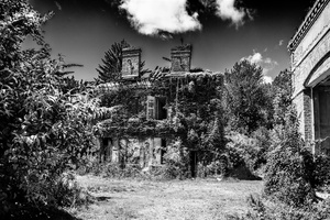 Normandie - Urbex - Filature - Tag en abandon