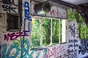 Normandie - Urbex - Filature - Fun tag